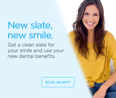 Lafayette Modern Smiles Dentistry - New Year, New Dental Benefits